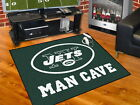 New York Jets Man Cave Area Rug Choose 4 Sizes