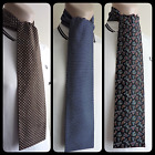 NEW WITH DEFECTS - SKINNY PAISLEY OR SPOT HANDMADE MOD SCARF SCOOTER RETRO