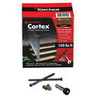 "FastenMaster Cortex 2-1/2"" Fastening System for Trex Decking - 100 Linear Feet"