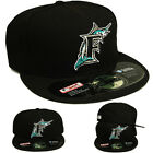 New Era Florida Marlins Fitted Hat MLB Classic Cool Base Authentic Official Cap on Ebay