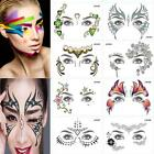 New Eyes Temporary Tattoo Face Make-Up Stickers Art Lace Party Night Club $1.5 USD