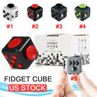 Fidget Cube Anxiety Stress Relief Focus Adults Kids Attention Therapy NEW COLORS