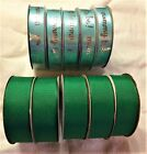 """15 yards - YOU CHOOSE  7/8"""" grosgrain or 5/8"""" Satin """"Mommy to Be!"""""""