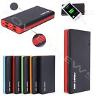 POWERNEWS 4 USB 500000mAh Power Bank LED External Backup Battery Charger F Phone