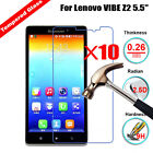 Wholesale 10Pcs Tempered Glass Protective Screen Protector Film For Lenovo Phone