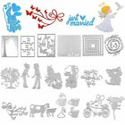 NEU Punching Embossing Stencil Die Cutting Stamping Card Album Paper DIY Craft