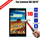 Wholesale 10X Tempered Glass Film Cover For Lenovo Tab 4 8/10 Plus Tab E7 Tab E8