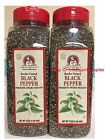 Chef's Quality Butcher Ground Black Pepper Freshness Guaranteed Free Shipping фото