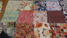 JAPANESE FABRIC CHARM PACKS- 5 INCH CHOICE OF SIZES 100%  COTTON QUILTING FABRIC