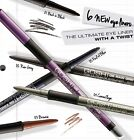 Gosh THE ULTIMATE EYELINER - With A Twist  (+ smudger and sharpener ) Waterproof