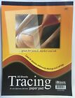 "Tracing 30 Sheet 9"" x 12"" Premium Quality Paper Pad Sketches Book Preliminary"