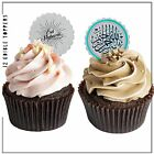 Eid Mubarak edible  size choice | Cupcake | Cake Toppers | Colour & Size Choice