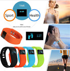 TW64 Bluetooth Smart Bracelet Sport Watch Step Tracker Pedometer Calorie Counter