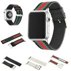 Fashion Style Nylon Breathable Wrist Bands Watch Band for Apple Watch 38mm 42mm