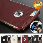 For iPhone 6 6S 7 / Plus Leather Luxury Shockproof Protective Slim Case Cover