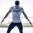 Men's Gym Bodybuilding T-Shirt Best Workout Clothing Training Tee Shirt Tank Top