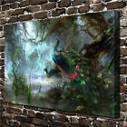 Cartoon Fantasy Movie oil painting Printed on canvas Personalized art decor =D=