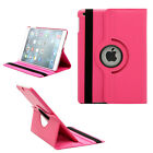 NEW IPAD 5TH GEN 2017 9.7 INCH 360 ROTATING A1822 A1823 CASE STAND COVER SMART <br/> BUY QUALITY - BUY ONCE - VERY FAST SHIPPING