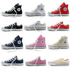 New Hot Women Man ALL STARs Taylor Ox Low High Top Shoes Casual Canvas Sneakers