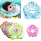Baby Swimming Neck Float Inflatable Adjustable Ring Safety Aids 1-18 Months UK