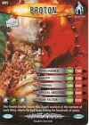 Dr Who Battles In Time Ultimate Monsters 601-675 Common and Rare Trading Cards