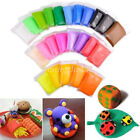 Kids DIY Malleable Fimo Polymer Modelling Soft Clay Blocks Plasticine Excellent image