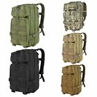 Condor 126 Tactical MOLLE Compact Mission Assault Hiking Pack Camping Backpack