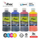 Rihac 500ml 220 220XL Refill Inks for Epson Workforce printer WF2750 WF2760 CISS