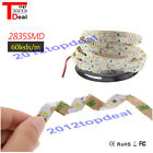 16FT 5M 2835 Bendable S shape LED strip light 300led white warm white DC12V IP20