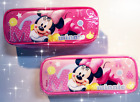 Disney MINNIE Mouse Authentic Licensed One Pencil Case Pouch