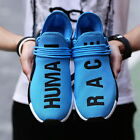 Men's Breathable Sneakers Casual Sport Athletic Trainers Lace Up Running Shoes