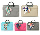 """Nylon 15""""15.4""""15.6"""" Laptop Handle Bag PC Protect Case Pouch For Mac Sony Lenovo"""
