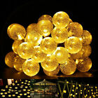 10M 80LED 2 Modes String Light Battery-Operated Light for Party Birthday Garden
