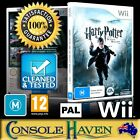 (Wii Game) Harry Potter & / And The Deathly Hallows: Part 1 / One (M) PAL