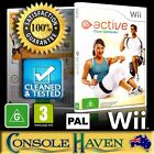 (Wii Game) Active: More Workouts (EA Sports) (G) (Fitness & Health) PAL, Cleaned