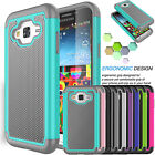 Shockproof Rugged Rubber PC Defender Slim Phone Case Cover for Samsung Galaxy