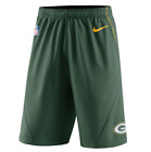 Green Bay Packers NIKE Speed Fly 5.0 Shorts L XL XXL XXXL NFL Sideline $29.99 USD on eBay