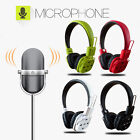 MP3 Earphone Portable FM Headset Bluetooth Wireless Headphone Surround Sound