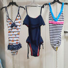 Girls Jessica Simpson Size Small, 7, & 14 Assorted 1PC. Swimsuits
