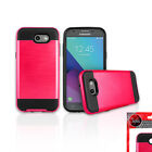 For HTC Desire 626/ 555/ 530 Rugged Armor Hybrid Hard Soft Cover Case
