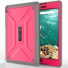 Case For Google Nexus 9 Poetic【Revolution】Dual Layer w/ Built-In Screen Case