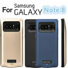 Backup Power Bank Battery Charging Charger Case For Samsung S7 Edge S8+ Note 8