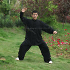 Soft Cotton Kung fu Tai chi Uniform Martial arts Wushu Taiji Wing Chun Suit