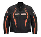HARLEY DAVIDSON ENTHUSIAST LEATHER JACKET 98127-17EM