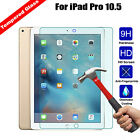9H  Premium Tempered Glass Film Screen Protector For Apple iPad Pro 10.5 2017