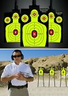 "50 Pack 12""x18"" Shooting Targets Reactive Splatter Gun Rifle Shots Paper TargetTargets - 73978"