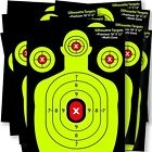 Shooting Targets Reactive Splatter 12'x18' 10 25 50 Pack Gun Shots Paper Target