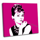 Audrey Hepburn Canvas Wall Art Print Framed Picture 5 PREMIUM QUALITY TAB