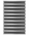 DRAINAGE CHANNEL PLASTIC & METAL GRATING LIBERTY PLAS DRAIN WATER - PACK OF 10
