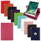 """For Apple iPad Pro 10.5"""" 2017 Rotating Flip Folio Leather Stand Case Cover Skin"""